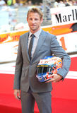 """Jenson Button. Arriving for the """"Rush"""" World premiere at the Odeon Leicester Square, London. 02/09/2013 Picture by: Henry Harris / Featureflash Royalty Free Stock Images"""