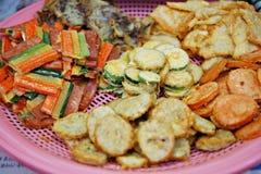 Jeon / Assorted Savory Pancakes Modum-jeon Stock Photos