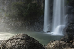 Jeongbang vattenfall Royaltyfria Foton