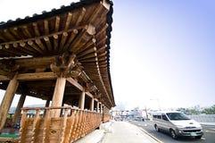 Jeonju en Corée du Sud photo stock