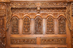 Jepara carving Stock Images