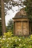 Jephson Gardens Royal Leamington Spa στοκ φωτογραφία