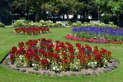 Jephson trädgårdar Royaltyfri Bild