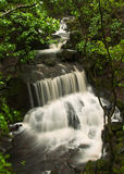 Jepson's Clough Waterfall Royalty Free Stock Photography
