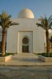 Jeque Zayed Al Nayhan Mosque Fotografía de archivo libre de regalías