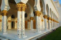 Jeque Zayed Al Nayhan Mosque Foto de archivo