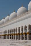 Jeque Zayed Grand Mosque Fotografía de archivo