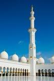 Jeque Zayed Grand Mosque Fotografía de archivo libre de regalías