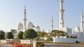 Jeque Zayed White Mosque metrajes