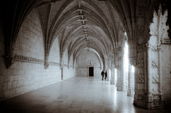 Jerónimos Monastery Stock Photos