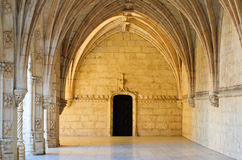 Jerónimos Monastery Stock Image