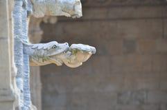 Jerà ³ nimos修道院,贝拉母,葡萄牙,冬天2014年 图库摄影