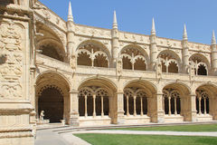 Jerónimos Monastery, Lisbon Royalty Free Stock Photography