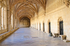 Jerónimos Monastery Royalty Free Stock Photos