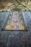 Jerónimos Monastery (Mosteiro dos Jerónimos) Stock Images
