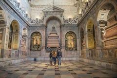 Jerónimos Monastery (Mosteiro dos Jerónimos) Royalty Free Stock Image