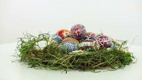 Jerarquía de Pascua almacen de metraje de vídeo