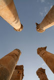 jerash Ιορδανία Στοκ εικόνα με δικαίωμα ελεύθερης χρήσης
