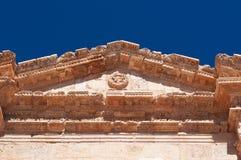 Jerash, το Gerasa της αρχαιότητας, Jerash Governorate, Ιορδανία, Μέση Ανατολή Στοκ Εικόνα
