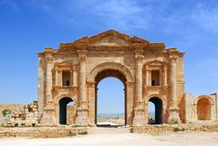Jerash 1 Stock Photography