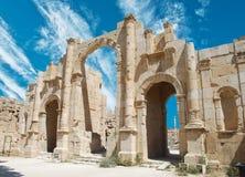 Jerash Imagens de Stock