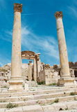 Jerash Royalty Free Stock Photo