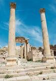 Jerash Foto de Stock Royalty Free