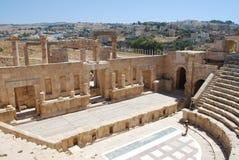 Jerash Royalty Free Stock Photos