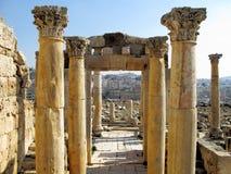 Jerash Foto de archivo