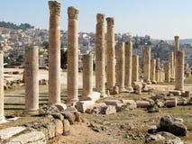 Jerash Imagen de archivo libre de regalías