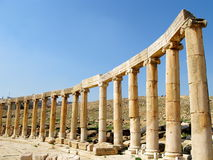 Jerash Photographie stock