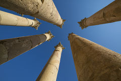 Jerash Photo stock