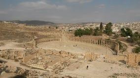 Jerash Arkivbild