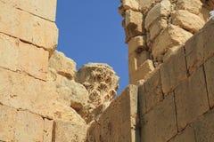 Jerash en Jordania Fotos de archivo libres de regalías