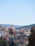 Jerash, the Gerasa of Antiquity, Jerash Governorate, Jordan, Middle East Royalty Free Stock Photos