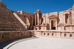 Jerash Gerasa dawność, Jerash Governorate, Jordania, Środkowy Wschód Zdjęcie Stock