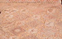 Jerash, Gerasa van Antiquiteit, Jerash-Gouvernement, Jordanië, Midden-Oosten Royalty-vrije Stock Foto's