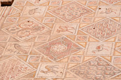 Jerash, Gerasa van Antiquiteit, Jerash-Gouvernement, Jordanië, Midden-Oosten Stock Fotografie