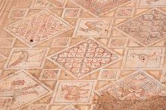 Jerash, Gerasa van Antiquiteit, Jerash-Gouvernement, Jordanië, Midden-Oosten Stock Foto's