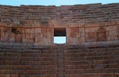 Jerash Gerasaen av forntid, Jerash Governorate, Jordanien, Mellanösten Royaltyfria Foton