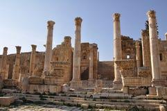 Jerash, Jordão Fotografia de Stock