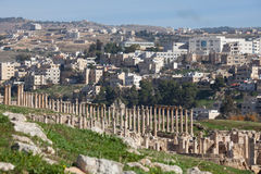 Jerash, Jordan Stock Photo