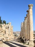 Jerash, Jordan Royalty Free Stock Images
