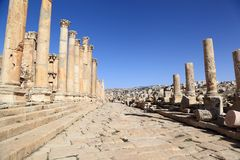 Jerash, Jordan Stock Photography