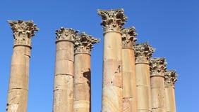 Jerash, Jordan Royalty Free Stock Photography