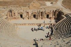 Jerash in Jordan Royalty Free Stock Images