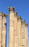 Jerash, Jordan Royalty Free Stock Photo
