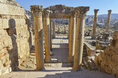 Jerash, Jordan Stock Photo