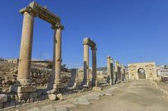 Jerash, Jordan Royalty Free Stock Image