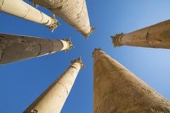 Jerash Royalty Free Stock Photo